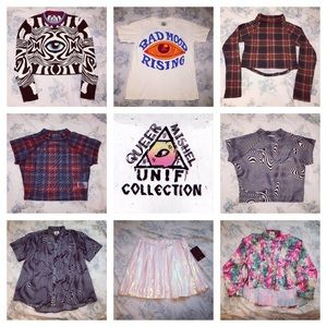 {UNIF Collection} Part Two